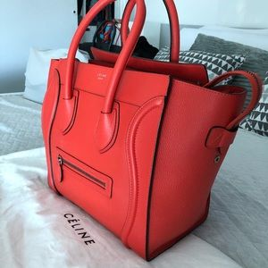 Brand New Limited Edition Celine Luggage Bag